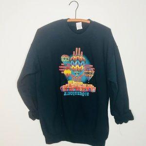 Vintage Retro 90's Albuquerque NM Sweatshirt